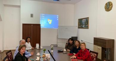 Pilot 1 at the al-Farabi Kazakh National University